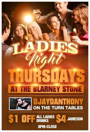 Ladies' Nights Thursdays