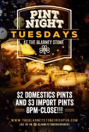 Pint Night Tuesdays